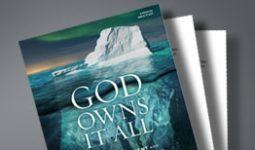 God Owns It All Church Curriculum Workbook Sample