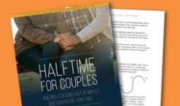 Halftime for Couples e-book