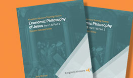Economic Philosophy of Jesus - Companion Guide