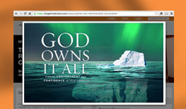 God Owns It All Church Curriculum Video Sample