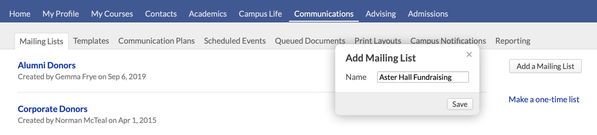 communications_mailing_lists