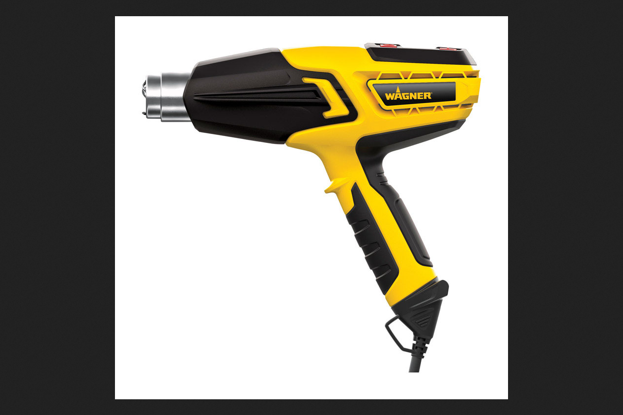 details about wagner furno 500 12-1/2 amps 1500 watts 120 volts digital  heat gun