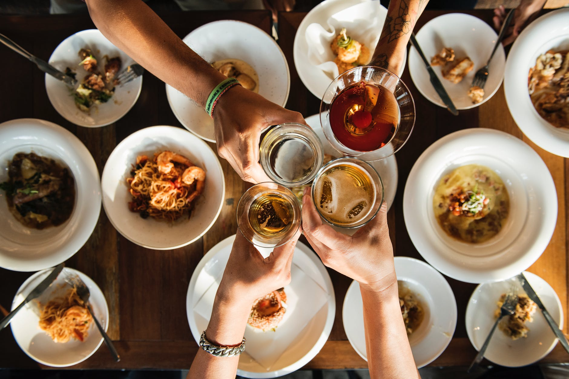 An Appetite For Food And Drink Investments