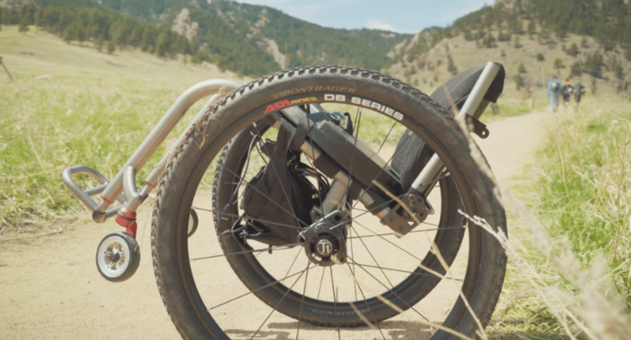 Deal To Watch: The Wheelchair, Revolutionized