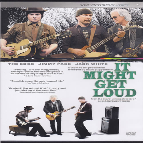 it might get loud dvd movie dvd movie dvd ebay. Black Bedroom Furniture Sets. Home Design Ideas
