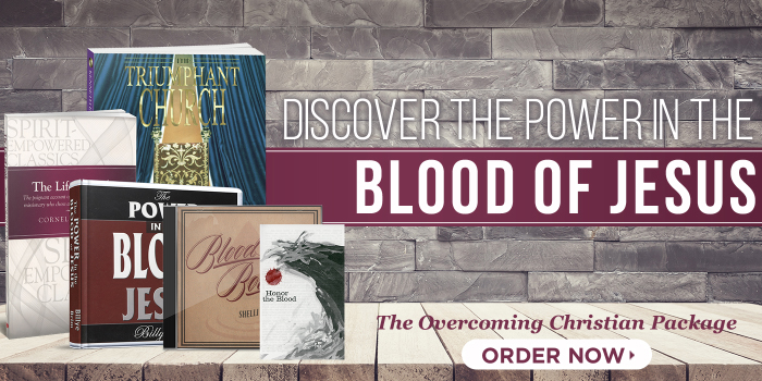 The Overcoming Christian Package