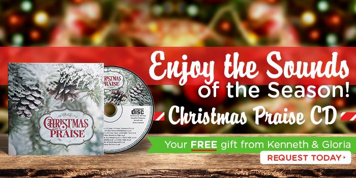 Christmas Praise CD