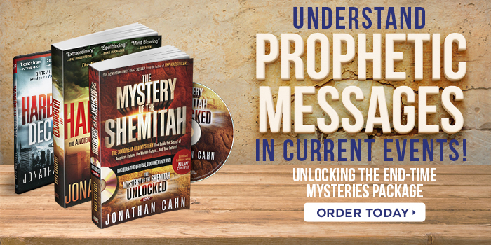 Unlocking the End-Time Mysteries Package