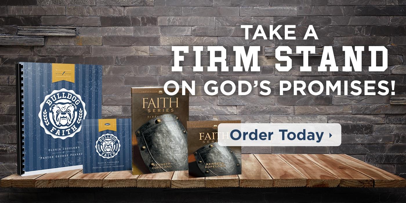 Bulldog Faith Package