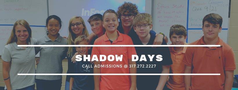 KCS Shadow Day