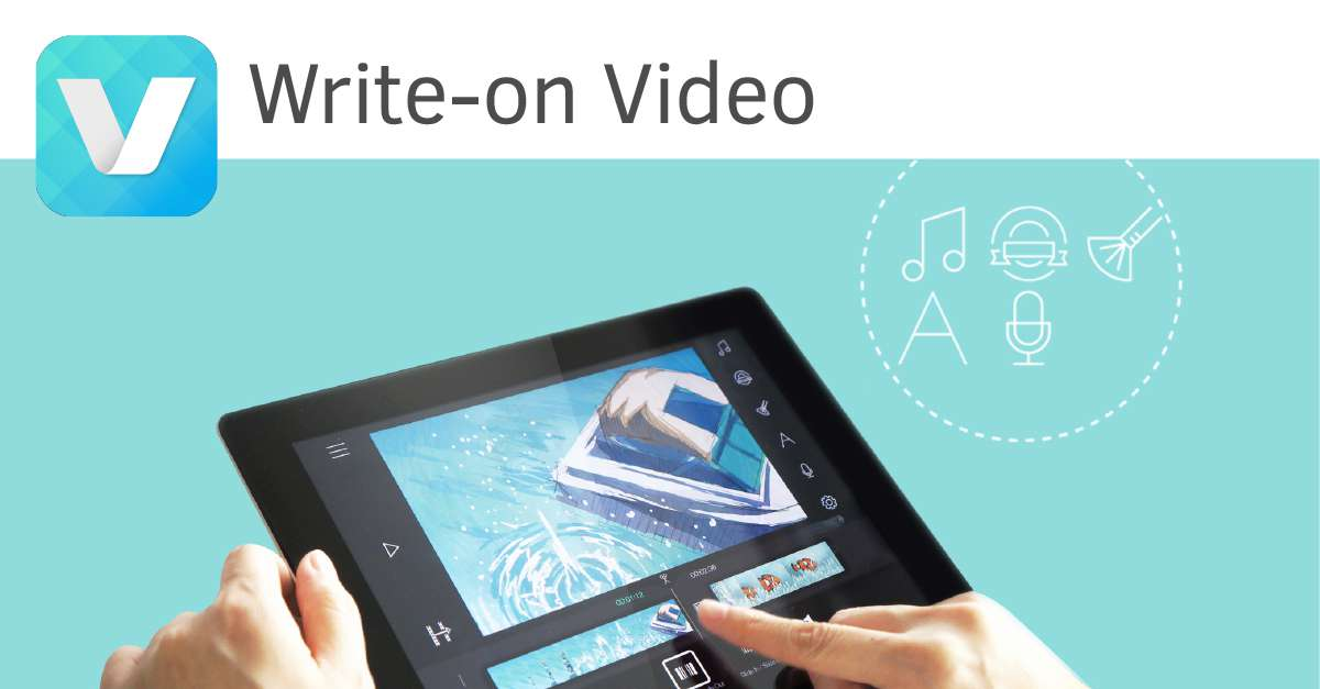 Write-on Video | The Best Video Editor & Movie Maker