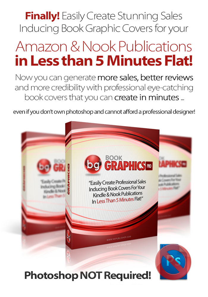 Book Graphics Pro 1.0.0.0