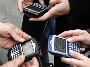La decadencia social y los smartphones