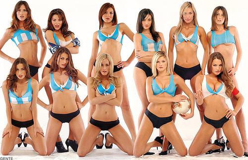 Ke Dificil ta' el Mundial 2010:La Copa va a Latinoamérica… o no.