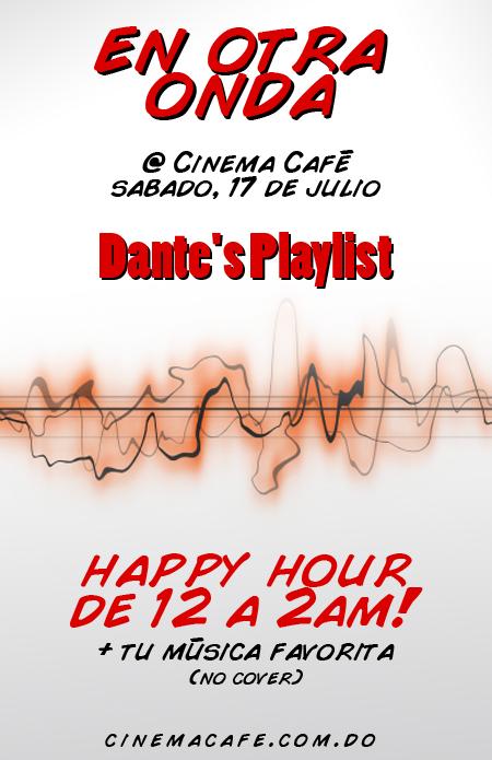 Dante's Playlist!!!
