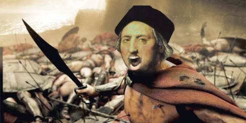 KeDificil en la Historia: La Batalla del Santo Cerro