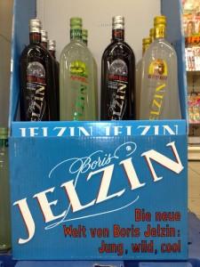 Boris Yeltsin vodka