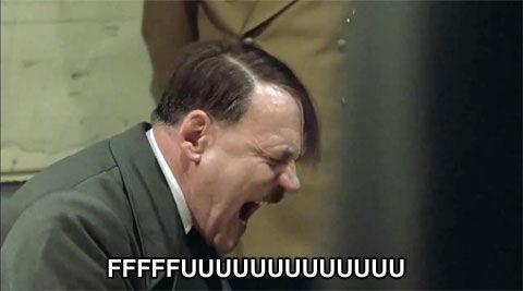 Hitler se entera del desastre en Ikea, República Dominicana