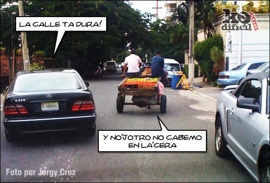 Oh Santo Domingo!