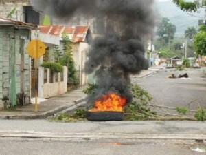 Protesta dominican