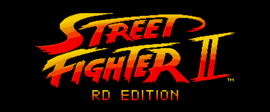 Street Fighter II RD Edition (Vol. 1)