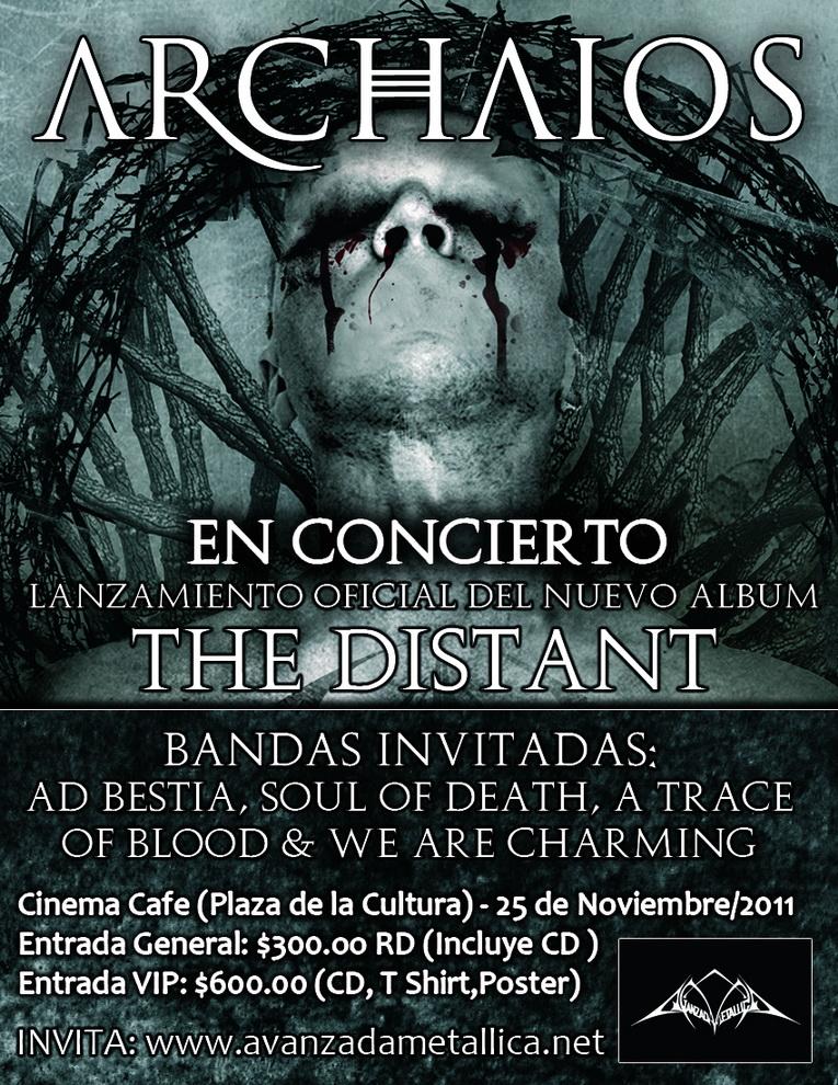 Archaios en Concierto + CD Release