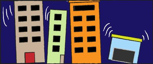 ¡Plan «A» para los terremotos!