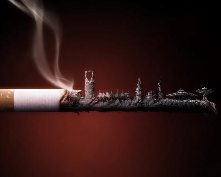 5 cosas que los fumadores están hartos de oir por parte de los no-fumadores.