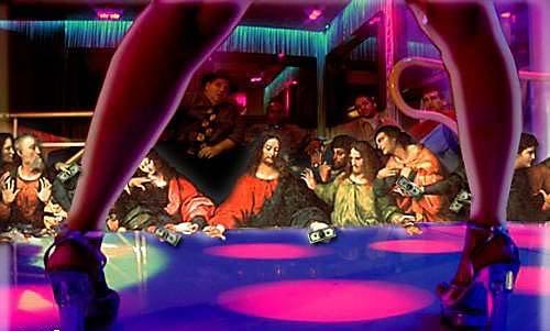 Si transformaran las iglesias en cuevas y celebraran eucaristías musicales, más personas fueran a misa los domingos de febrero.
