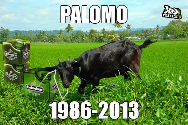 6 razones por las cuáles Palomo era más ápero que tú.