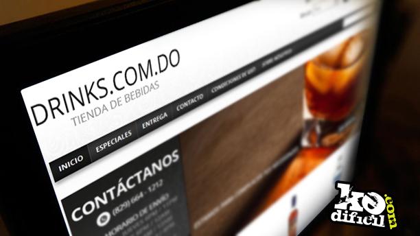 Lanzan nueva tienda de bebidas online