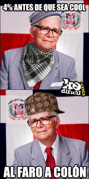 Hipster Balaguer V.S. Scumbag Balaguer