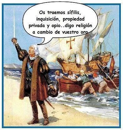 Algo así como el descubrimiento de América, pero Mainstream. Fuente