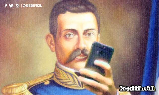 Érase una vez, un 25 de febrero de 1844… En Telegram…