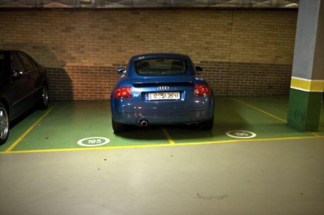 ¡Y se parquea así mismo!