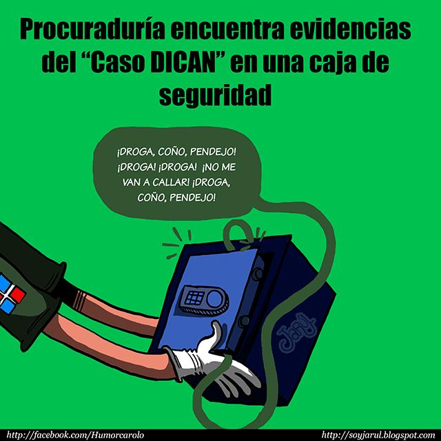 """Las """"evidencias"""""""