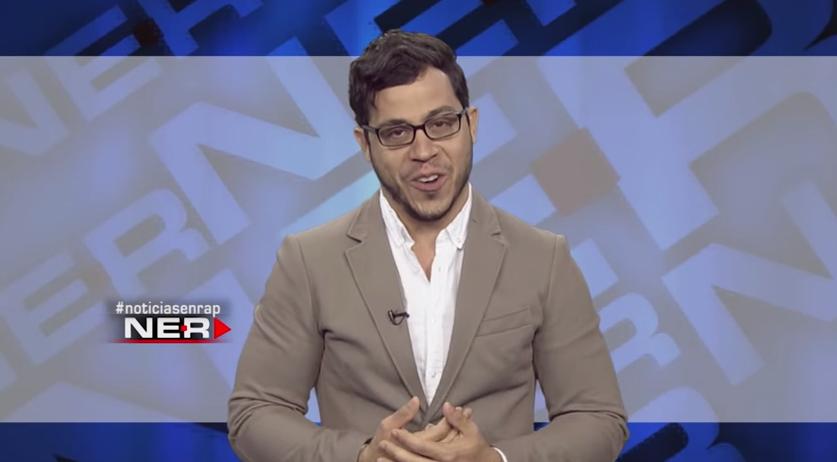 3ra semana de Noticias en Rap con Javier Grullón y Karla Fatule