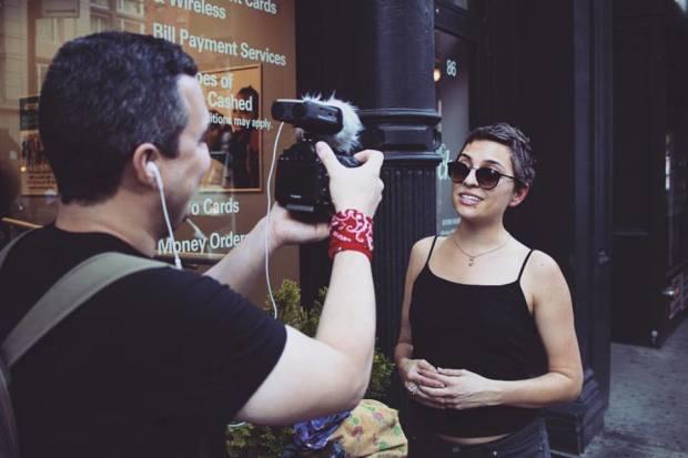 Dominicano realiza documental y necesita tu apoyo
