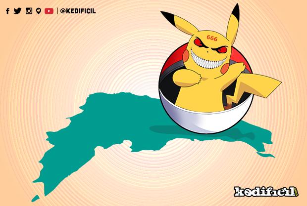 5 problemas nacionales más importantes que #PokemonGO