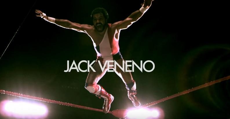Primer teaser de la película de Jack Veneno