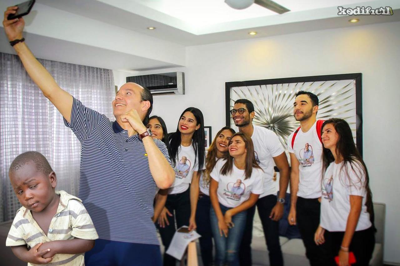 """4 cosas que notamos sobre el supuesto """"movimiento"""" de jóvenes """"Amo a Ramfis"""" y un par de consejos"""