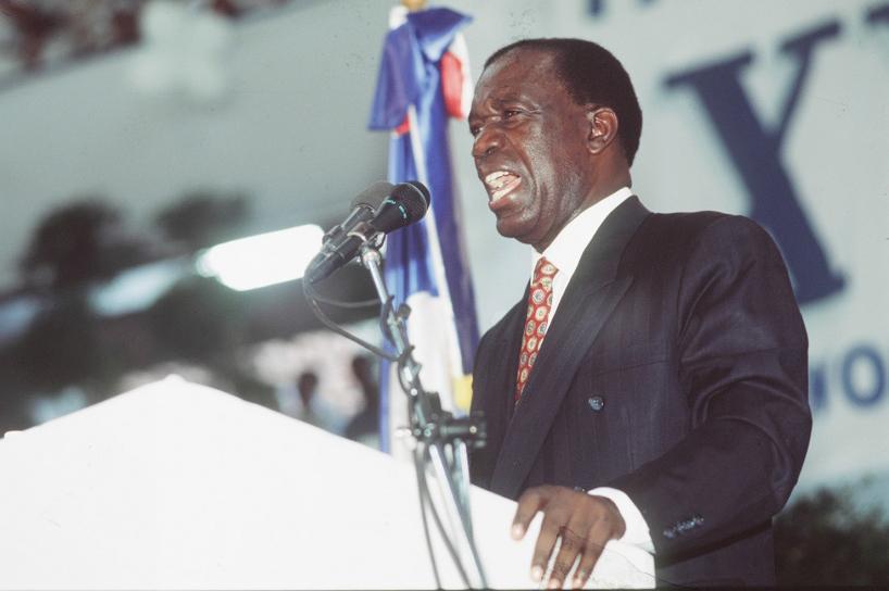 De la vez que PRDístas conmemoraron la muerte de Peña declarándolo haitiano