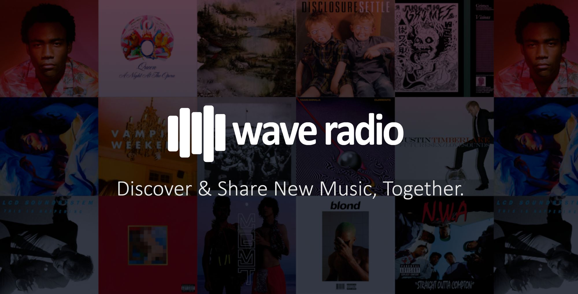 Wave Radio Launch
