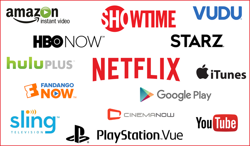 Netflix, Disney & The Future of Streaming Services