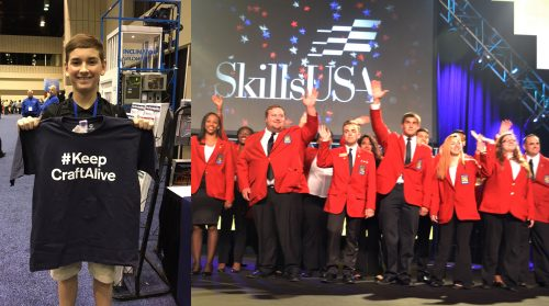 Fine Homebuilding and SkillsUSA Launch Keep Craft Alive Scholarship