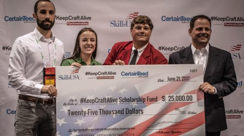 2017 Keep Craft Alive Scholarships Winners