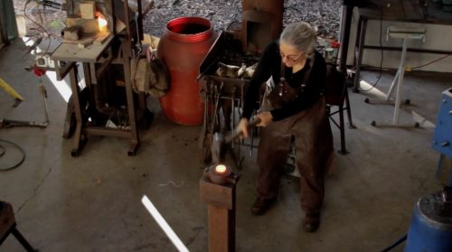 Keep Craft Alive: Monica Coyne, Blacksmith