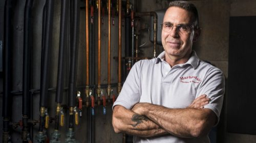 Keep Craft Alive: Jeff Longo, Plumber