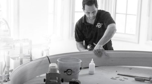 Keep Craft Alive: Anthony Vitale, Stairbuilder and Finish Carpenter