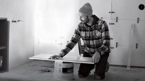 Keep Craft Alive: Adam Esparza, Tilesetter